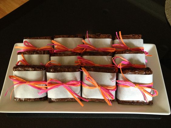 little brownie packages