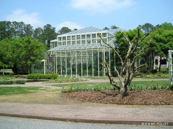 2006 Callaway gardens, serre aux papillons
