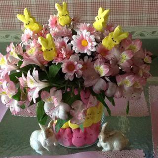 Easter Center Piece