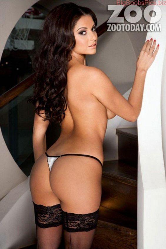 charlotte springer   Charlotte springer nude pics blackwhite lingerie 2 366x550 Charlotte ...