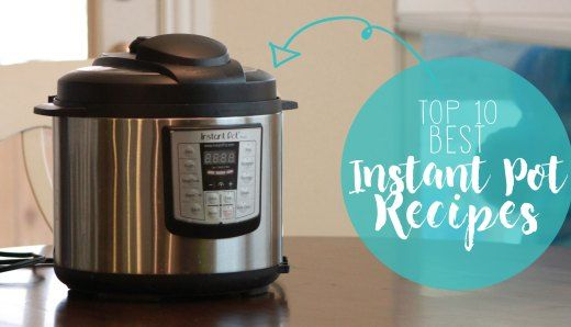 An Extra 10 Minutes After The Cooking Timer Goes Off The Alternative Is A Quick Release Qr Which M Instant Pot Recipes Pot Recipes Best Instant Pot Recipe
