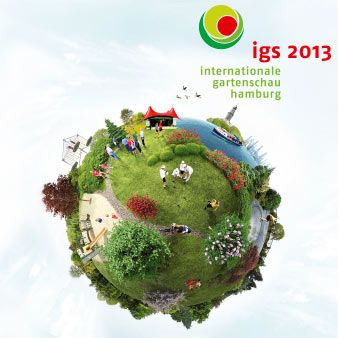 Die internationale gartenschau 2013 in Hamburg endet am 13. Oktober.