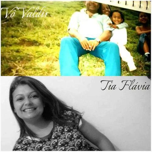 Eu ainda não aprendi dizer ADEUS !   _____  Vô Valdir 10 anos Tia Flávia 2 anos Léo ♥ #SemMais | teodorocarol