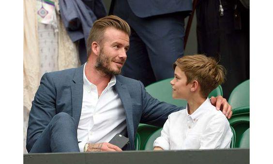 David Beckham's sexiest looks ever - HELLO! CA