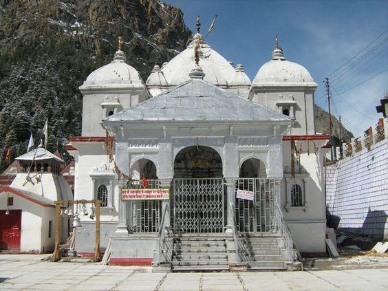Gangotri Temple Pinterest • The worl...