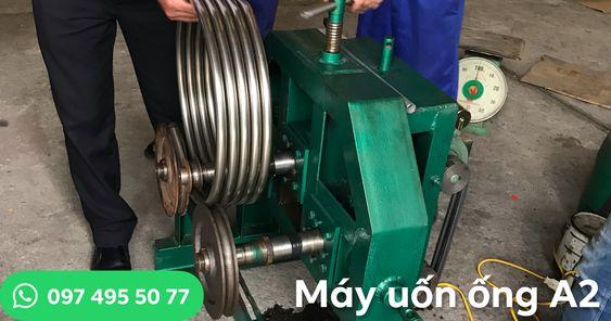 Máy uốn ống A2