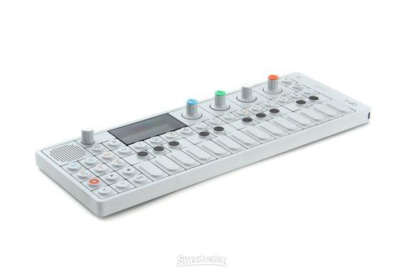 Teenage Engineering P8-1 OP-1 - Sintetizador portátil con sampler, controlador y radio FM (pantalla AMOLED): Amazon.es: Instrumentos musicales