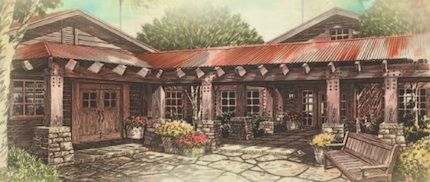 Ranch style homes ranch homes and ranch style on pinterest for Western ranch style homes