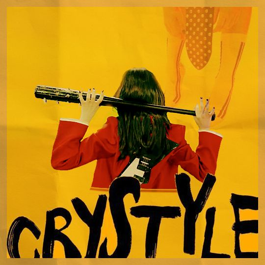 "tohonshinki:  """" clc - crystyle 