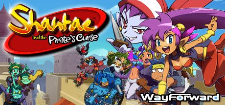 Shantae and the Pirates Curse Free Download
