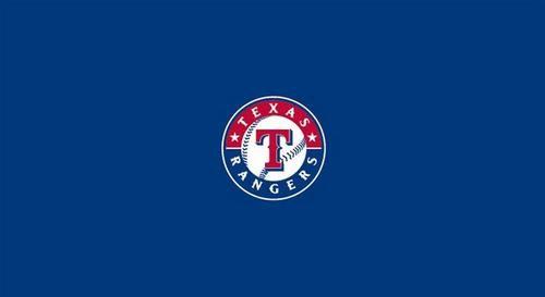 Texas Rangers Pool Felt Billiard Cloth