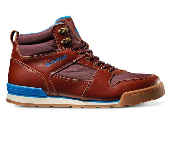 Ridgemont Outfitters Monty Hi - Oiled Leather