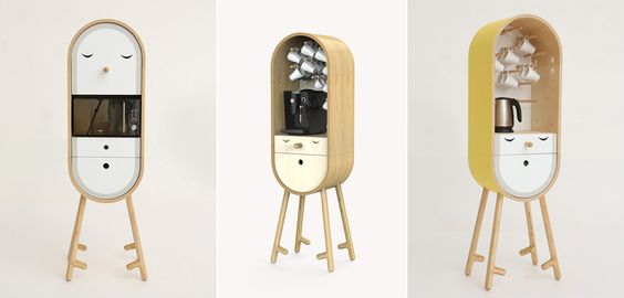 Lolo, the capsular microkitchen, by Aotta :)