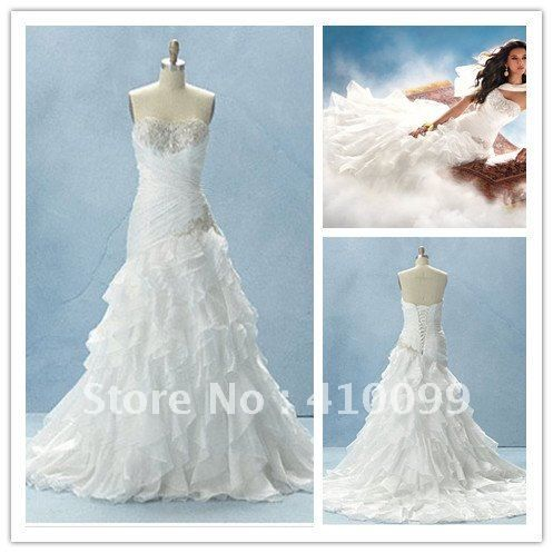 Google Image Result for http://i01.i.aliimg.com/wsphoto/v0/539830501_1/2012-Free-Shipping-Strapless-Sweetheart-White-Organza-Ruffles-Custom-made-Fahsion-New-Style-A-Line-Wedding.jpg