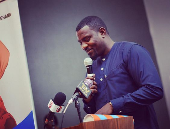 John Dumelo has sold his brains to fill his stomach  Actor Leo Mensah