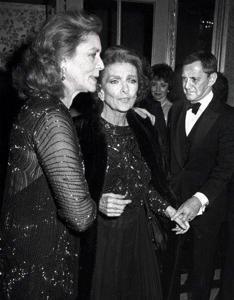 Lauren Bacall, Myrna Loy, Tony Randall.....Uploaded By www.1stand2ndtimearound.etsy.com