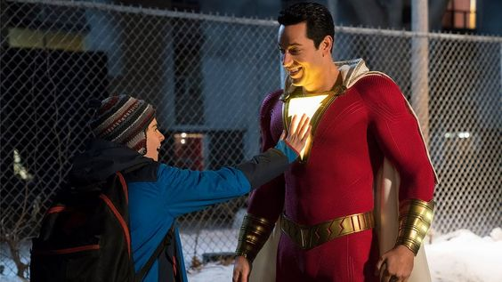 Shazam! will be DCEU's first release in 2019