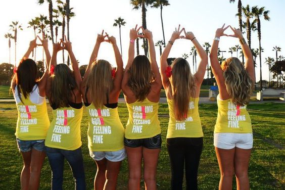 Kappa Delta, Beta Rho, San Diego State University    LOVE LOVE LOVE THESE SHIRTS!