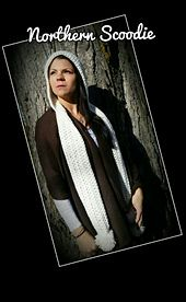 Northern Scoodie crochet pattern is intended for private sale only. Pattern design is propertty of Northern Queens.
