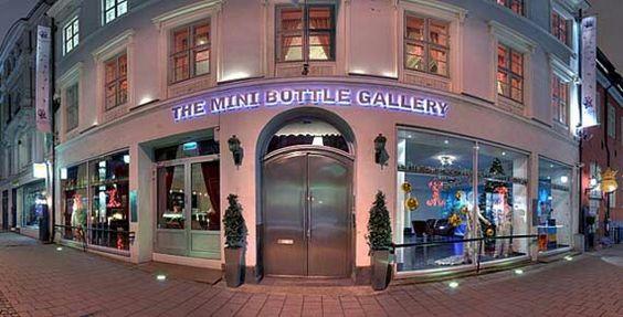 Museo de minibotellas (Oslo)