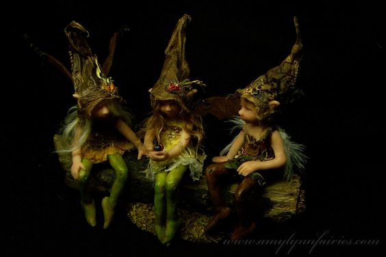 Commissions - Amy Lynn's Fairies