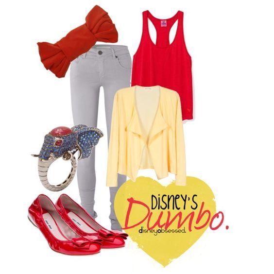 """Dumbo"" by disneyobsessed on Polyvore"