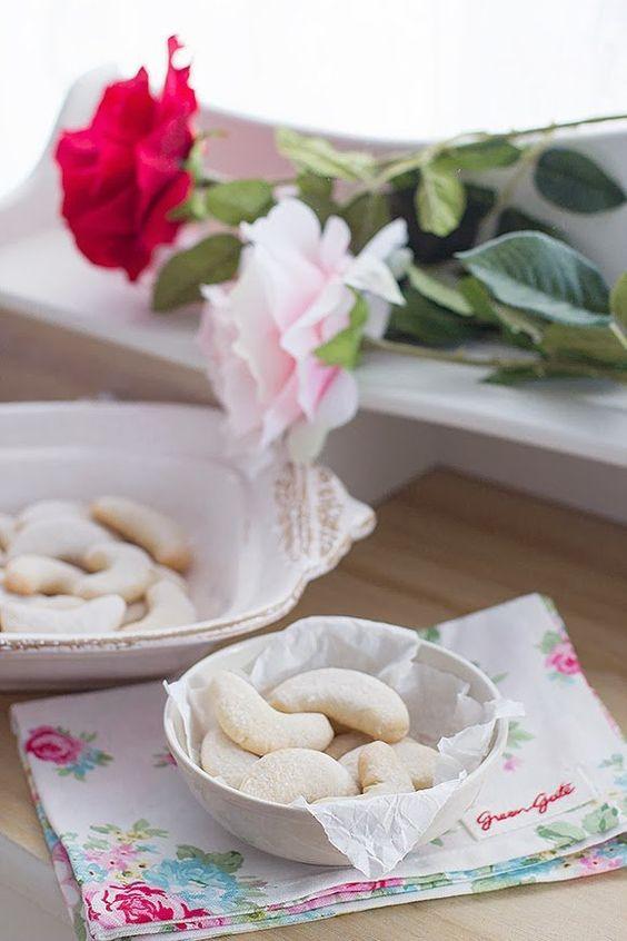 Pastas de Vainilla Alemanas - Megasilvita