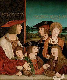 Kaiser Maximilian I. legte den Grundstein für die Macht des Hauses Österreich mit seiner europäischen Heiratspolitik der Habsburger