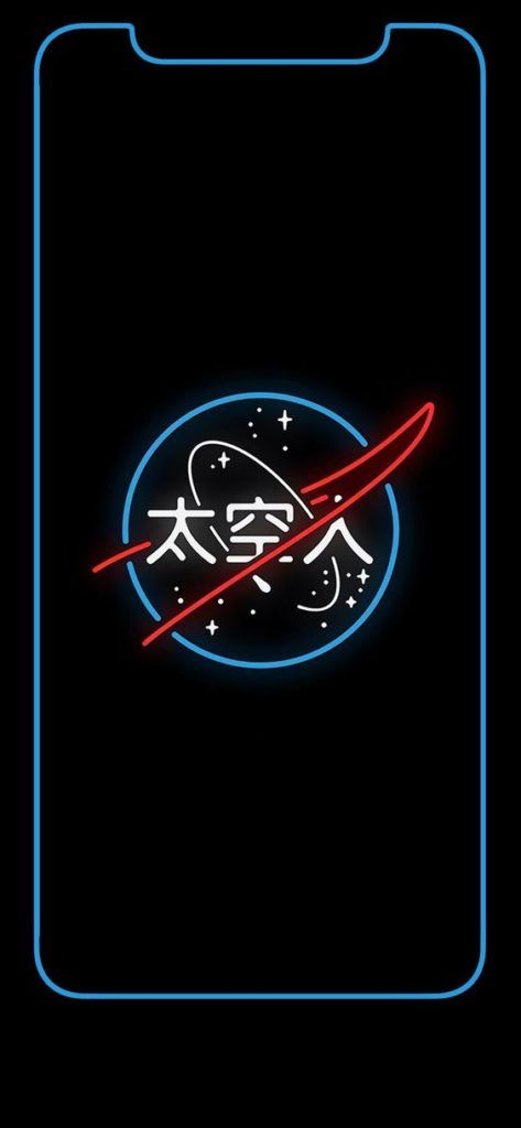 Iphone X Wallpaper With Notch Tecnologist Iphone Wallpaper Nasa Nasa Wallpaper Vaporwave Wallpaper Iphone notch wallpaper hd download