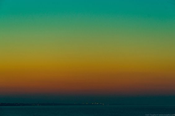 """from """"minimalscapes"""" series, Ivan Tsupka"""