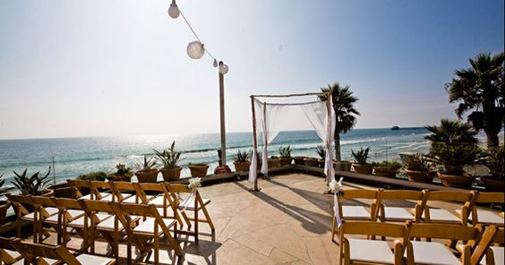 SOLANA BEACH --San Diego Beach Weddings - Solana Beach, California