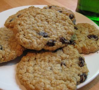 Flapjack cookies