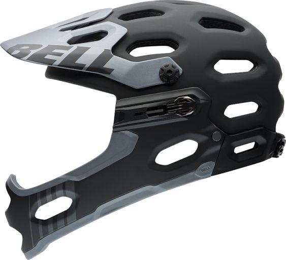 Bell Super 2R All-Mountain Bike Helmet