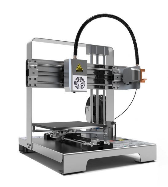 3d Printer For Students Educators Makers And 3d Print Enthusiasts 3d Printer Kit 3d Printer Diy 3d Printer
