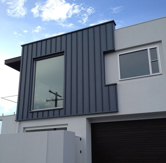 Metal panel cladding systems bookmarc metal cladding for Revestimiento exterior zinc