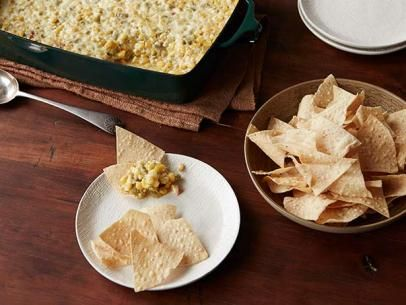 Trisha's Hot Corn Dip #TrishaYearwood #CornDip #Seasonal