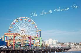 santa monica pier - Google Search