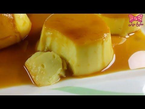 أحلي كريم كراميل بدون فرن وبدون حمام مائي يستحق التجربه مطبخ ميني Food Desserts Pudding