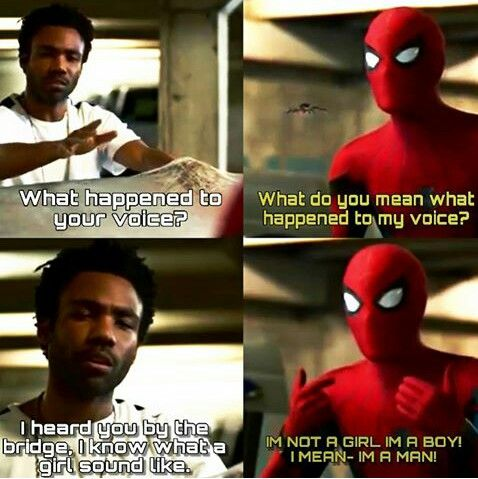 Spiderman Homecoming Peterparker Quotes Marvel Memes Funny Marvel Memes Avengers Funny
