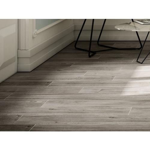 Soft Smoke Wood Plank Porcelain Tile Floor Decor Wood Planks Porcelain Tile Wood Look Tile