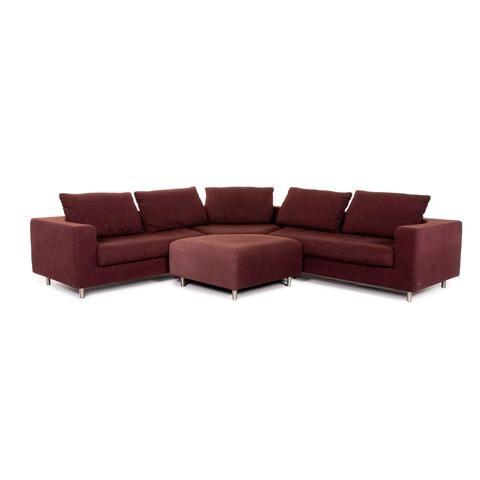 Ecksofas Gebrauchte Sofas Online Bestellen Revive Interior Revive Interior Gmbh Ecksofa Sofa Rotes Sofa