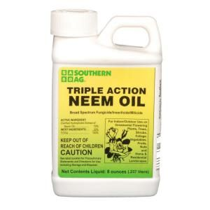 Southern Ag 8 oz.Triple Action Neem Oil