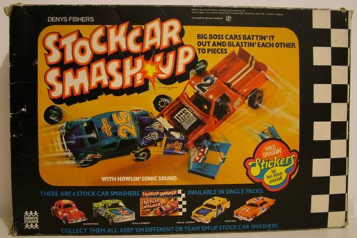 Stock Car Smash Up