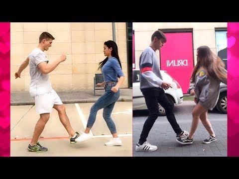 Foot Shake Dance Challenge Compilation Best Couple Goals 2018 Footshake Youtube Best Couple Couple Dancing Challenges