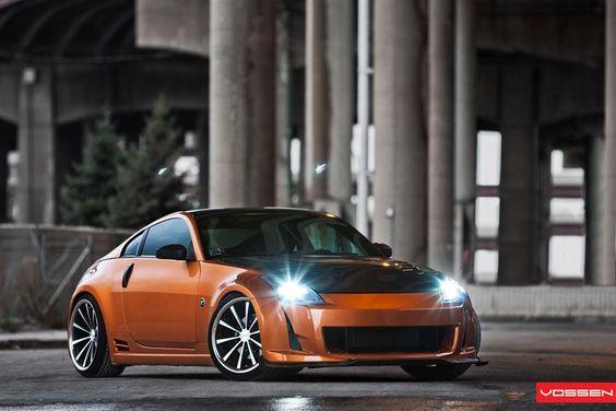 Nissan 350Z  www.chocomeet.com
