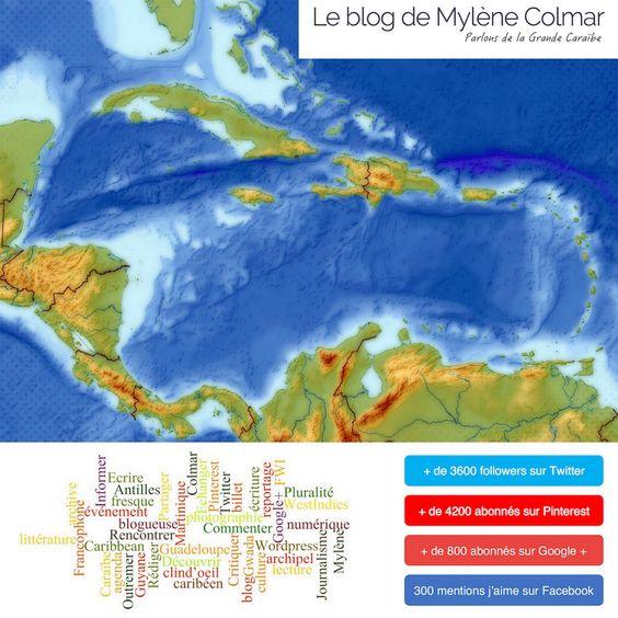 Parlons de la Grande Caraibe ! RDV sur mon blog : mylenecolmar.com #actus #enjeux #entrepreneurs #événements
