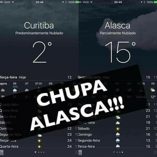 Nao Importa Quao Frio Esteja Ai Em Curitiba Com Certeza Esta Mais Memes Engracados Meme Engracado Memes