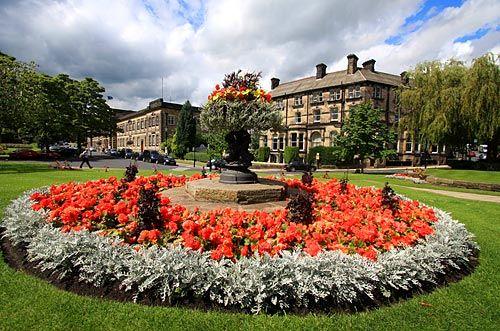 Harrogate North Yorkshire, England
