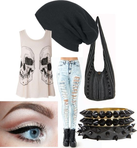 """Teenage Icon"" by imunity ❤ liked on Polyvore"