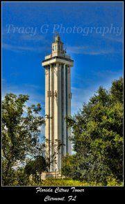 Citrus tower Clermont, Florida